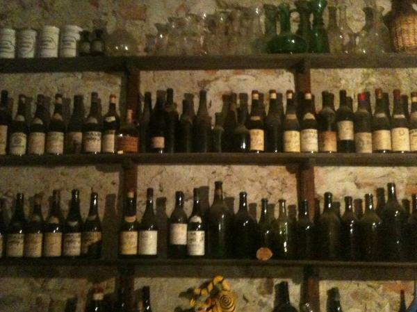 Giuseppe_Rinaldi_Wall_of_Bottles.JPG